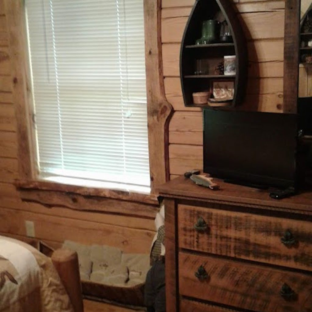 """Trout Room"" dresser"